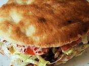 Panini kebab casalingo