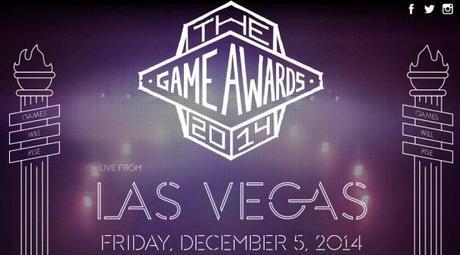 The Game Awards 2014 logo