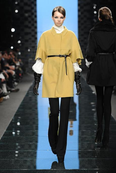 Ermanno Scervino Donna Inverno 2012 – Milano Fashion Week ...