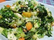 COUS leggero cime rapa... altre verdure