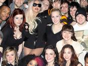 Lady GaGa Broadway