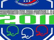 Football Americano: Dove, quando gioca seconda giornata CIF9