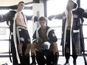 Dolce Gabbana Dresses Milan Boxing Team