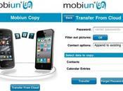 Copy Trasferisci velocemente contatti vecchio telefono all'iPhone