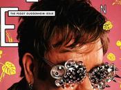 Elton John Naomi Campbell Magazine covers