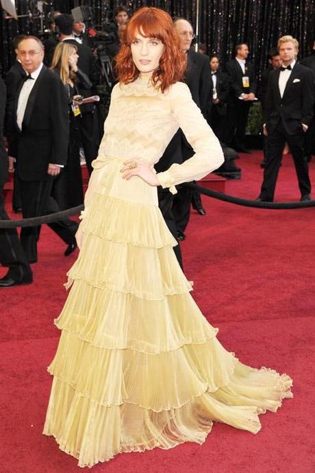 Il Red Carpet degli 83° Academy Awards – Oscar 2011 (Gli abiti)