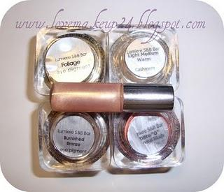 Review Lumier Cosmetics!