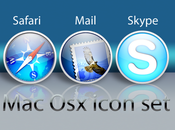 SAFARI,MAIL,SKYPE icon