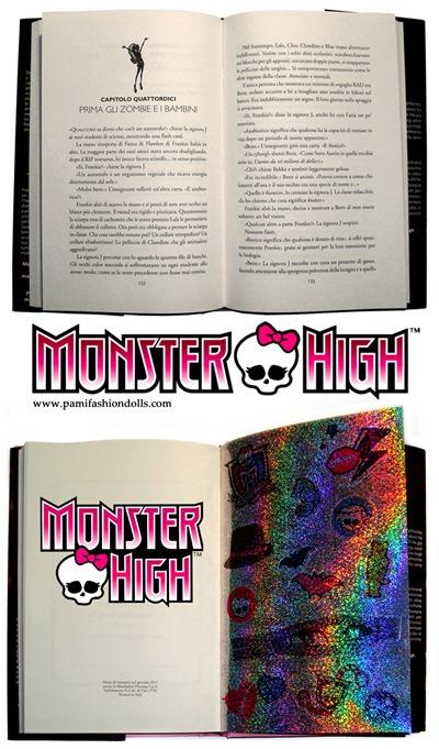 Monster High – il libro