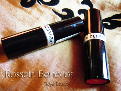 Rossetti Benecos [Toffee & Just Red]