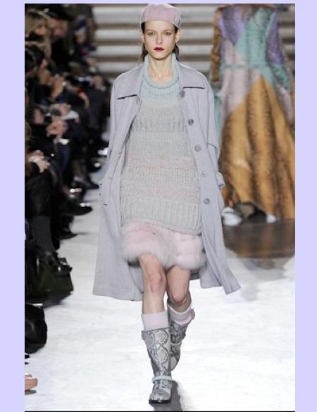 Найдено по тексту: Модная вязаная одежда 2012 (фото