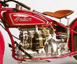 Indian 401 by Kim's House Garage