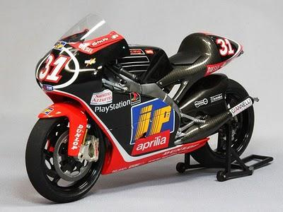 Aprilia RSV 500 T.Harada 1999 by K'S Workshop