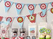 Tavola Natale Baby Shower Firenze