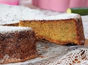Zucchini Cake Torta dolce Zucchine