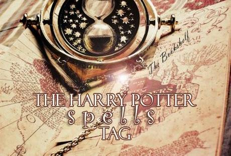 The Harry Potter Spells Tag