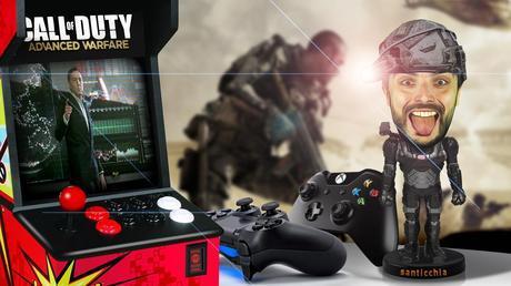 Call of Duty: Advanced Warfare - Sala Giochi