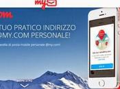 MyMail: tutti tuoi account posta elettronica sola applicazione