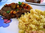 FracooksJamie: North african lamb Spicy Couscous