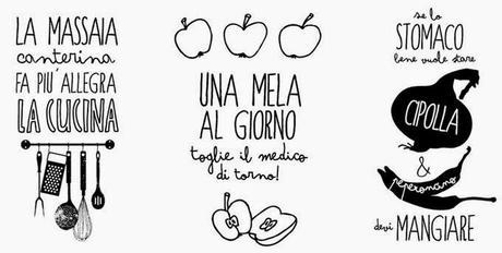 ... stampe proposte da un Etsy store di successo tutto made in Italy: THE