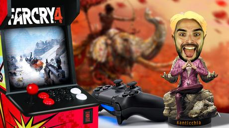 Far Cry 4 - Sala Giochi