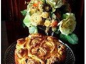 Torta rose mela, uvetta Brandy cannella suocera tenere cuore... Menuturistico