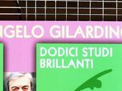 Edizioni Curci pubblicano Studi Brillanti Angelo Gilardino