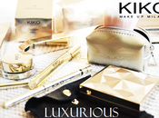 Kiko, Luxurious Collection Fall 2014 Review swatches