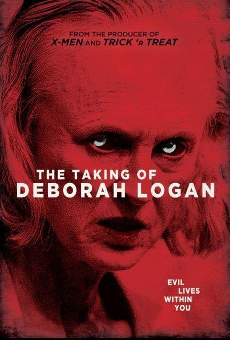 La locandina del film The Taking of Deborah Logan