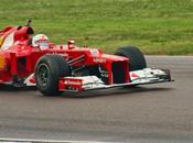 Ecco foto video debutto Sebastian Vettel sulla Ferrari F2012