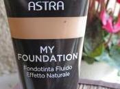 Review#29: Fondotinta Fluido Effetto Naturale Astra