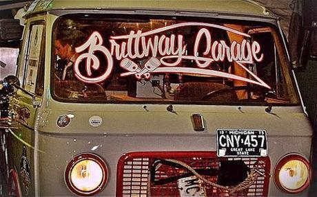Brittway Garage Grand Opening Party