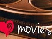 love movies: ragazza dipinto