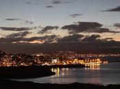 Città fascino notturno