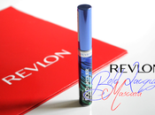 Revlon, Bold Lacquer Lenght Volume Mascara Review swatches