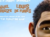 storia dell'evoluzione spiega Debbouze