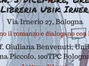 """comandante fiume"""" Cristina Farah Bologna nella Libreria Ubik"""