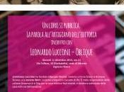 libro pubblica. parola all'artigiano dell'editoria. Leonardo Luccone