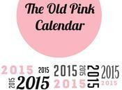 faccio regalo: Pink Calendar