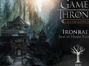 Game Thrones, famiglia Forrester mostra artwork