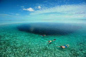 Image result for exuma blue hole