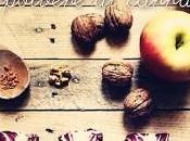 gente parla sola, vestaglie maculate, novità ricetta raw: involtini radicchio ripieno mela, noci polvere carrube