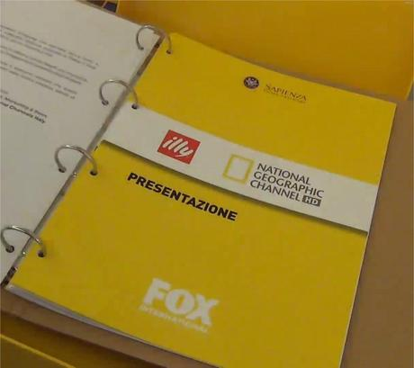 Fox presenta la Teaching Box Megafabbriche illy per le Università Italiane