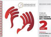 Bilancio FMDH Marrakech 2014, grande successo della lotta diritti umani