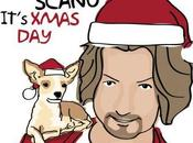 Valerio Scanu: dono magia Natale IT'S XMAS DAY.