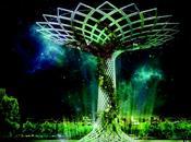 albero della vita Expo 2015.