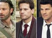 SPOILER Walking Dead, Forever, Bones, PLL, Sleepy Hollow, Mentalist, CSI, Affair solo