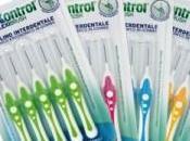 Igiene orale: corretto dello scovolino interdentale