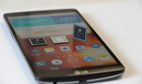 LG G3 Screen: vendite imbarazzanti a causa di Nuclun