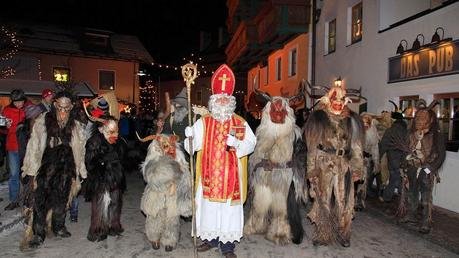 The Wonderful Creatures in Pop Culture(8): Krampus!